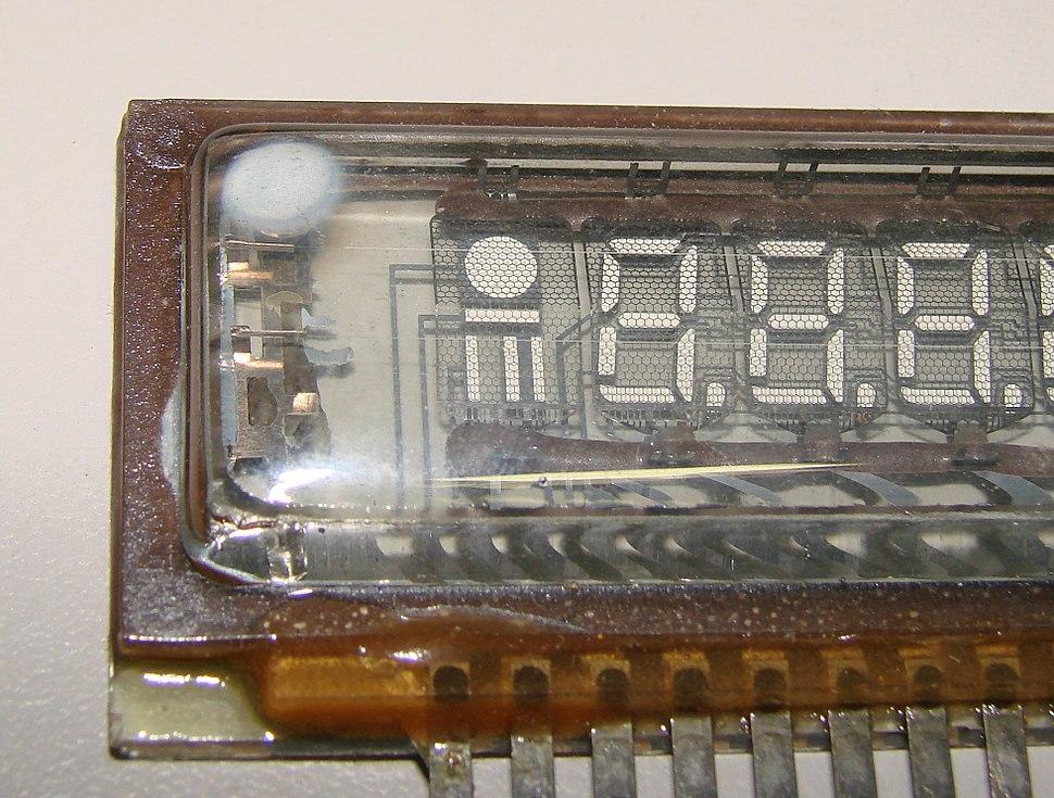 Opachki dead vacuum luminescent display bednyaga da
