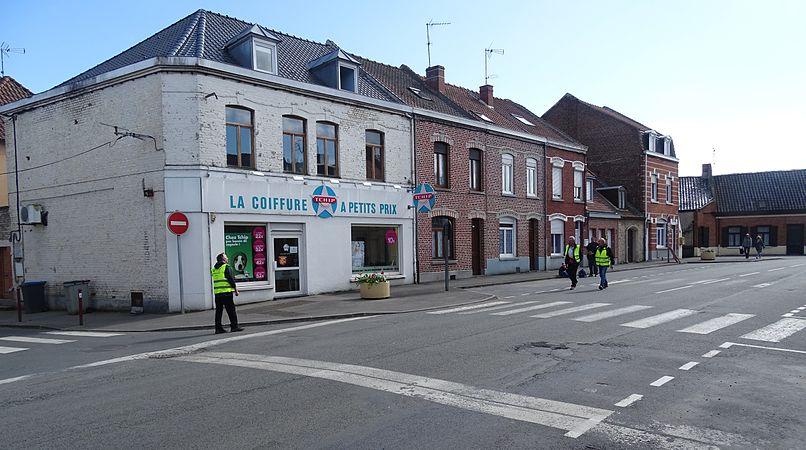 Orchies - Quatre jours de Dunkerque, étape 1, 6 mai 2015, arrivée (A58).JPG