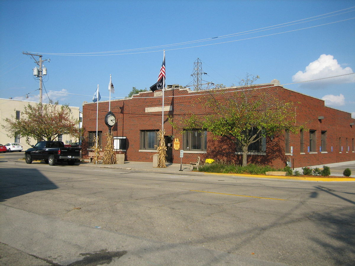 oregon city hall
