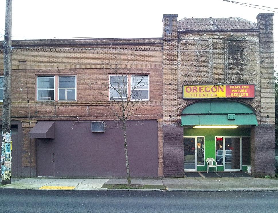 Oregon Theatre, Portland (2014) - 1