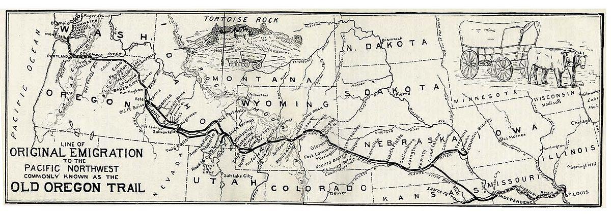 Senda de Oregón - Wikipedia, la enciclopedia libre