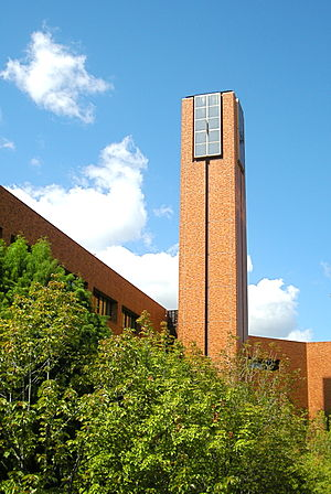 Osaka Gakuin University - Clock tower