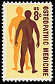 Osteopathic Medicine 8c 1972 issue U.S. stamp.jpg
