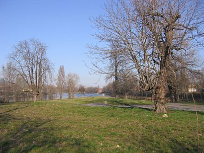How to get to Ostrov Štvanice with public transit - About the place