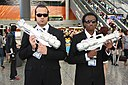 Otakuthon 2014- Men in Black (14850563279).jpg