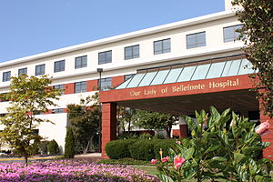 Our Lady of Bellefonte Hospital - OLBH main hospital