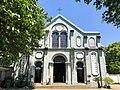 Our Lady of Mediatrix Chapel half-way up the Zo-sè Hill.jpg