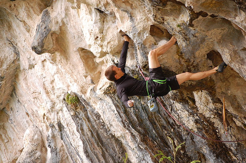 Buying used equipment for sport climbing