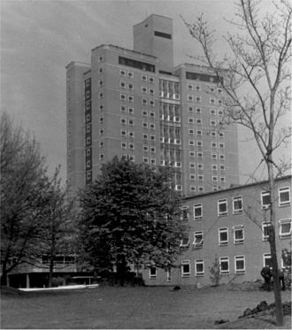 Owens Park - Owens Park in 1975