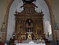Páramo de Boedo Church of Nuestra Señora de la Natividad 021 Altarpiece.jpg