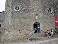 Pérouges - Eglise Sainte-Marie-Madeleine - Place de l'Eglise - Porte d'En-Haut (8-2014) 2014-06-22 14.58.45.jpg