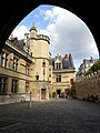 P1130195 Paris V rue du Sommerard n°24 hôtel de Cluny rwk.JPG