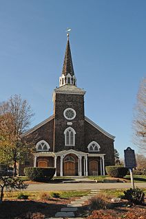 Paramus Reformed Church Historic District United States historic place