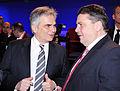 PES-Kongress mit Bundeskanzler Werner Faymann in Rom (12899750653).jpg