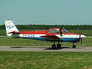 PH-BZN, Fuji FA-200-180AO.JPG