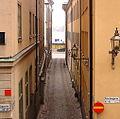 Packhusgränd mars 2007.JPG