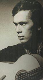 Paco de Lucia nel 1972