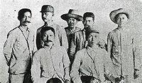 Pact of Biak-na-Bato Filipino negotiators.JPG