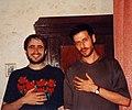 Pak Noja & Yuri Khanon iuli200.jpg