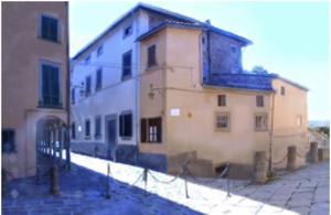 Tommaso Crudeli - Palazzo Crudeli, Poppi, 2008.