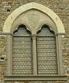 Palazzo dei Vescovi a San Miniato al Monte, finestra 03.JPG