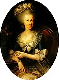 Panealbo - Maria Felicita of Savoy - Royal Palace, Turin.jpg