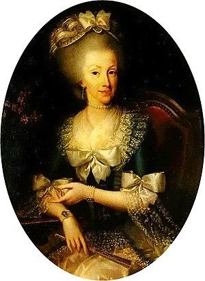 Princess Maria Felicita of Savoy
