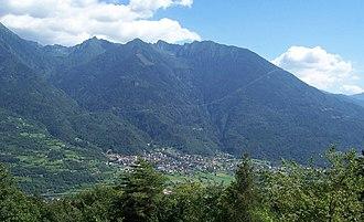 Niardo - Image: Panorama Niardo (Foto Luca Giarelli)