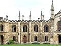 Panorama of the Corpus Christi College, Cambridge - 2 of 2 - geograph.org.uk - 2126876.jpg