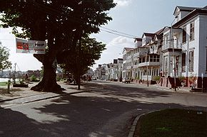 Paramaribo by