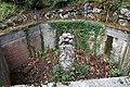 Parco di pratolino, vasca antistante la grotta di cupido, 01.jpg
