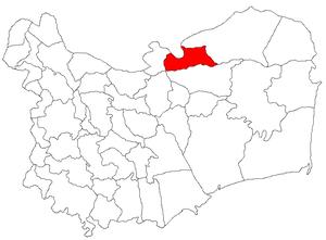 Pardina, Tulcea - Image: Pardina jud Tulcea