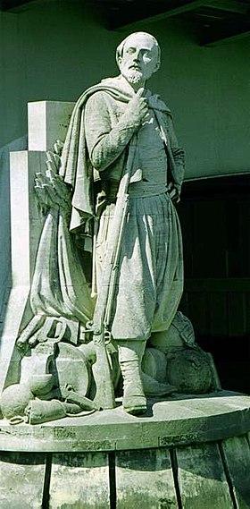http://upload.wikimedia.org/wikipedia/commons/thumb/1/19/Paris-zouave-pont-de-l-alma.jpg/280px-Paris-zouave-pont-de-l-alma.jpg