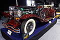 Paris - Retromobile 2013 - Duesenberg Model J Cabriolet Murphy - 1929 - 002.jpg