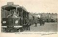 Paris Vécu – Rond point de l'Étoile – les tramways à vapeur.jpg