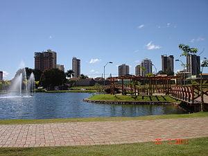 Anápolis - Image: Parque Ambiental Ipiranga 9