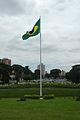 Parque Independência, bandeira 1.jpg