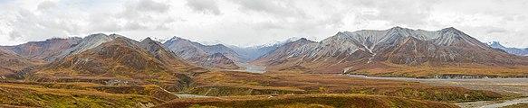 Parque nacional y reserva Denali, Alaska, Estados Unidos, 2017-08-30, DD 62-67 PAN.jpg