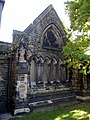 Part of the remains of Christ Church, Crewe - geograph.org.uk - 1546882.jpg