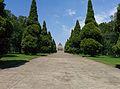 Path to Shrine of Remembrance in Melbourne Australia.jpg