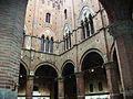 Pati del Podestà, Palazzo Pubblico de Siena.JPG