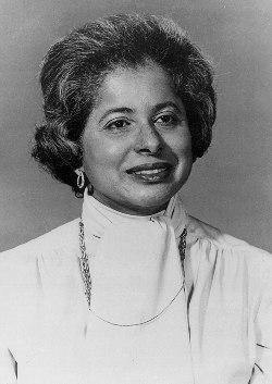 Patricia R. Harris