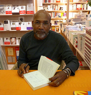 Patrick Chamoiseau Martiniquais writer