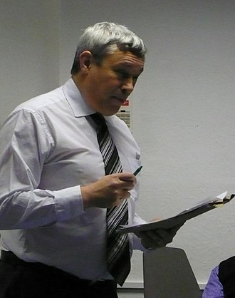 Paul Holmes (politician) - Image: Paul Holmes 01