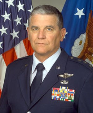 Paul K. Carlton Jr. - Lieutenant General (Dr.) Paul K. Carlton Jr.