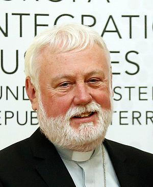 Paul Gallagher (bishop) - Image: Paul Richard Gallagher September 2015