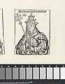 Paus Benedictus II Benedictus secundus (titel op object) Liber Chronicarum (serietitel), RP-P-2016-49-62-4.jpg