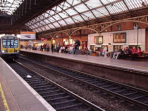 Pearse Street Station