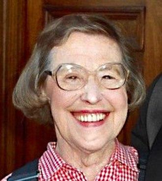 Peg Phillips - Peg Phillips in 1993