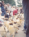 Penguin Parade, Edinburgh Zoo Trip August 1985 (7636575852).jpg